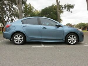 2010 Mazda 3 SED Blue 4 Speed Automatic Sedan Victoria Park Victoria Park Area Preview