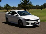 2016 Mitsubishi Lancer CF MY16 ES Sport White 6 Speed Constant Variable Sedan Murray Bridge Murray Bridge Area Preview