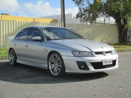 2005 Holden Special Vehicles Clubsport Z Series R8 Silver 6 Speed Manual Sedan Gepps Cross Port Adelaide Area Preview
