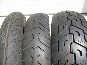 1 - Brand New Motorcycle Tires ( Only the Middle One Left) Kawartha Lakes Peterborough Area image 2