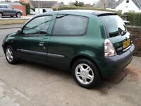 Renault Clio, 3 Door Hatchback. 1149cc