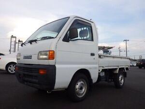1997 Suzuki Carry 600