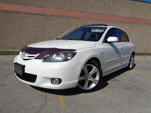 2006 Mazda Mazda3 GS, MINT! LOCAL CANADIAN VEHICLE! 416-742-5464