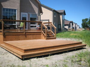 TREX DECKING AND ALUMINUM RAILINGS DECKS AND FRONT PORCHES