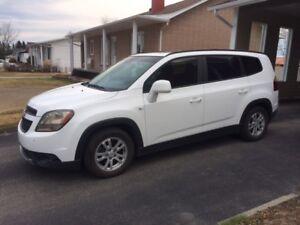 2012 Chevrolet Orlando VUS