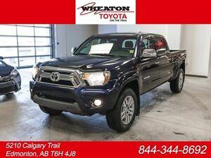 2013 Toyota Tacoma Limited, Remote Starter, Navigation, Leather,