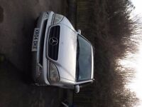Sale of mercedes benz ML270 - looking for immediate sale, no offers