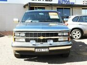 1992 Chevrolet Silverado 1500 V8 DUAL CAB PICK UP Blue Automatic Utility Minchinbury Blacktown Area Preview