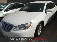 2011 Chrysler 200 TOURING Sporty $88 B/W BAD CREDIT APPROVALS