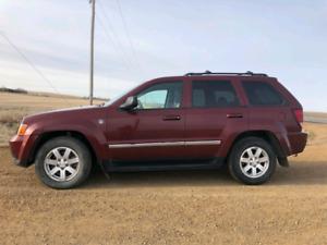 2008 Jeep Grand Cherokee 3.0L DIESEL