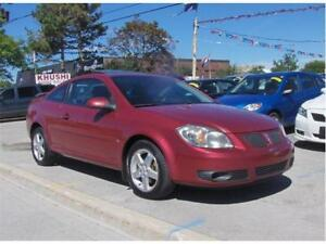 2007 Pontiac G5 SE Sunroof/Alloys! 1Owner! *Accident Free*