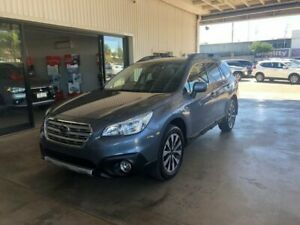 2017 Subaru Outback B6A MY17 2.5i CVT AWD Fleet Edition Grey 6 Speed Constant Variable Wagon Menzies Mt Isa City Preview