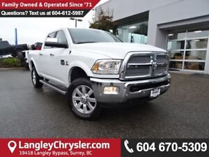 2017 RAM 3500 Longhorn *DEMO CLEAR OUT* ACCIDENT FREE*