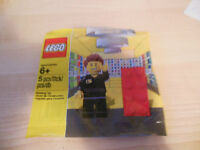 LEGO Store Employee Minifigure NEW!