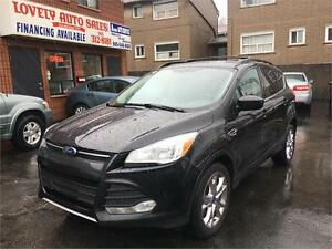 2014 Ford Escape SE LEATHER COMFORT PACKAGE POWER LIFTGATE