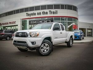 2015 Toyota Tacoma TRD Off Road, 3M Hood, Front Skid Plate, Tri
