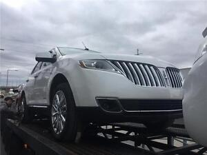 2011 Lincoln MKX-FULL-AUTO-MAGS-CUIR-TOIT
