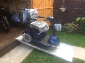 Big Any Terrain Sterling Mobility Scooter For Only £125 Was £600