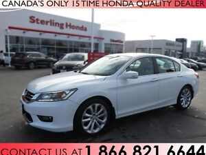 2014 Honda Accord TOURING | REMOTE STARTER | NAVIGATION | PRO PA