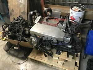 Kit complet Moteur VR6 Turbo Transmission