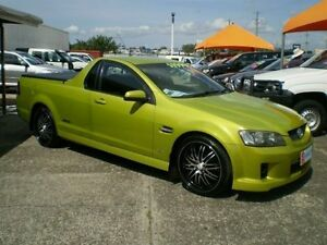 2007 Holden Commodore Green Automatic Utility Woodridge Logan Area Preview
