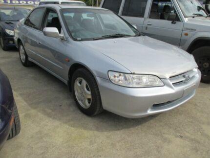 1998 Honda Accord V6-L Blue 4 Speed Automatic Sedan Greenslopes Brisbane South West Preview