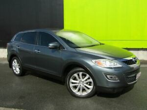 2011 Mazda CX-9 10 Upgrade Grand Touring Grey 6 Speed Auto Activematic Wagon Underwood Logan Area Preview
