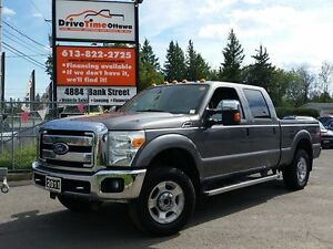 2011 Ford Super Duty F-250 XLT CREW CAB 4X4 **6.2L V8 GAS**