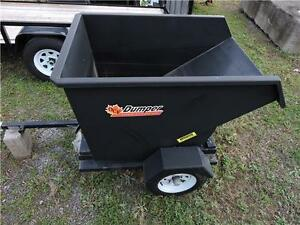 Off road OCF Dump Trailer