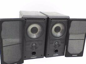 75W Mission M751 bi-wired Stereo Speakers - Heathrow