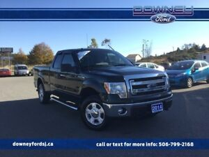 2014 Ford F-150 XLT 4X4 SuperCab 5.0L Voice Activated Sync
