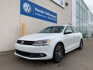 2014 Volkswagen Jetta Sedan 1.8 TSI HIGHLINE W/ TECH PKG - LEATH