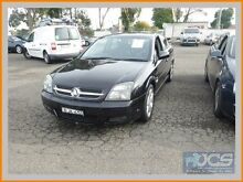 2004 Holden Vectra ZC MY04 CDXi Black 5 Speed Automatic Hatchback Warwick Farm Liverpool Area Preview