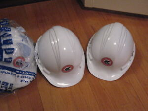 Hard Hats, for construction