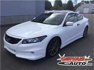 Honda Accord Coupe Ex-L V6 HFP Navigation Cuir Toit Ouvrant 2012
