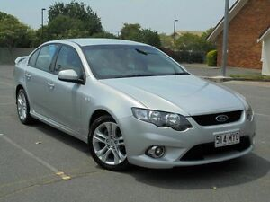 2009 Ford Falcon FG XR6 Silver 5 Speed Sports Automatic Sedan Chermside Brisbane North East Preview