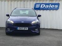 2017 Ford Focus 1.5 TDCi 120 ST Line 5dr 5 door Estate
