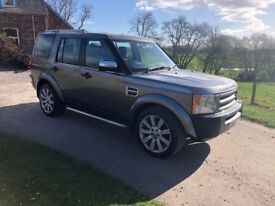 Discovery TDV6 *Full Leather 7 seater*
