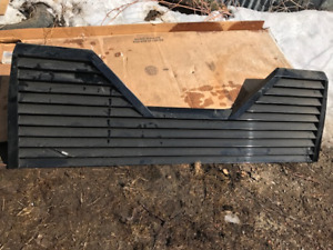 REESE 5th Wheel Hitch & Tail Gate