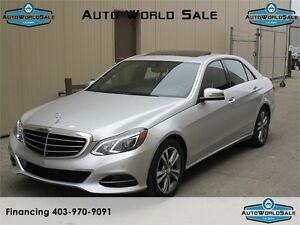 2014 Mercedes-Benz E300-4 MATIC| Navi-Camera |Warranty