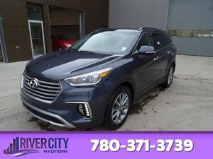 2017 Hyundai Santa Fe XL AWD LUXURY 6 PASS Navigation (GPS),  Le