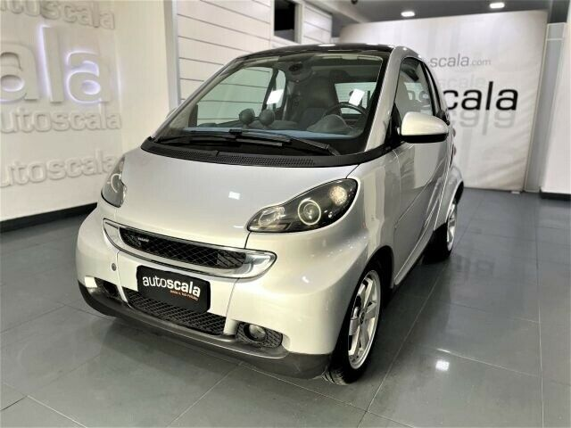SMART ForTwo 1000 72 kW coupé BRABUS