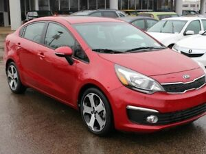 2017 Kia Rio SX, SUNROOF, NAVIGATION, BACKUP CAM, HEATED SEATS,