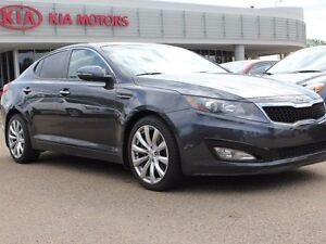 2011 Kia Optima EX Luxury 4dr Sedan one owner!