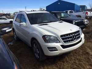 2011 MercedesBenz MClass ML350 BlueTEC