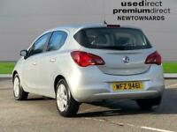 2015 Vauxhall Corsa 1.4 Design 5Dr Hatchback Petrol Manual
