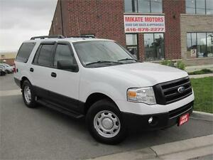 WHAT A STEAL 2011 FORD EXPEDITION XLT 132000 KM $13999 CERTIFIED