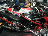 Kawasaki GPX750 Spares or repair PX Swap UK Delivery