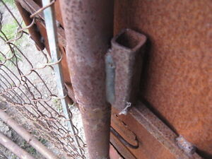 Gate Frame  4 Ft x 8 Ft Only One (1) Left. Kawartha Lakes Peterborough Area image 5