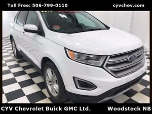 2016 Ford Edge SEL AWD - Heated Leather, Rear Camera & Remote St